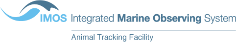 IMOS Animal Tracking Logo
